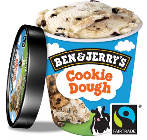 Zmrzlina Ben&Jerry's Cookie Dough 465ml