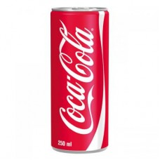 Coca Cola 0,25l ALU