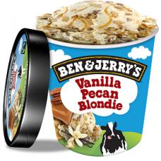 Zmrzlina Ben&Jerry's Vanilla Pecan Blondie 500ml