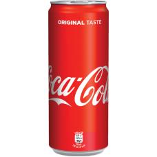 Coca Cola 0,33l ALU